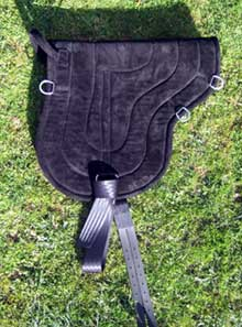 The Best Bareback Pad Natural Horse World